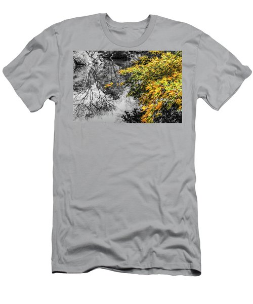 Japanese Maple Pop Men's T-Shirt (Athletic Fit)
