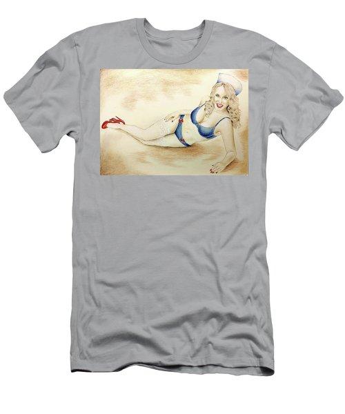 Jax Men's T-Shirt (Slim Fit) by Vincent Wolff
