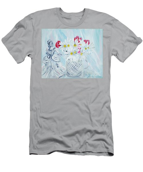 Je Vous Remerci. Thank You Collection Men's T-Shirt (Athletic Fit)