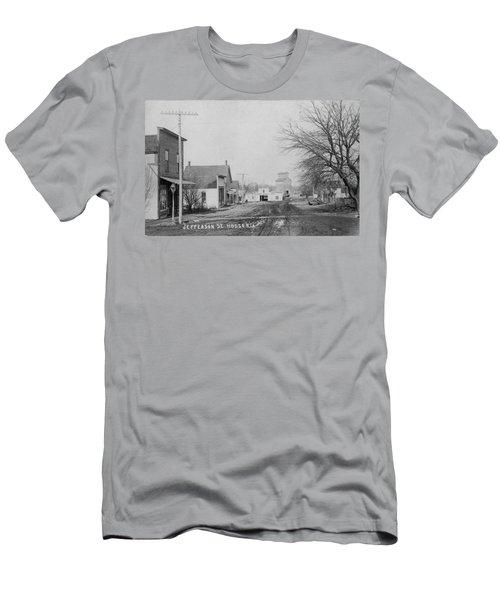 Jefferson Street Men's T-Shirt (Athletic Fit)