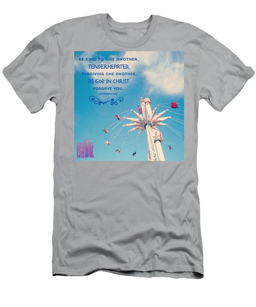 Jesus Said, you Have Heard That Our Men's T-Shirt (Athletic Fit)