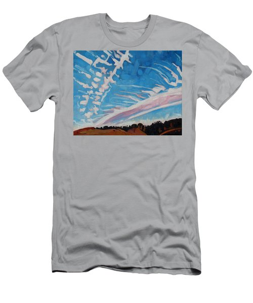 Jet Stream Men's T-Shirt (Athletic Fit)