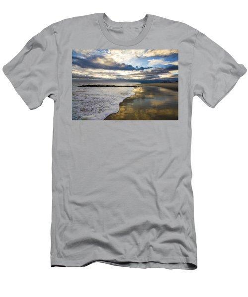 Jetty Four Shorebreak Men's T-Shirt (Athletic Fit)