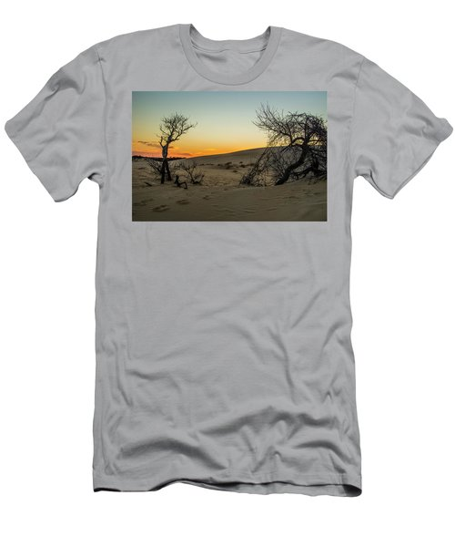 Jockey's Ridge View Men's T-Shirt (Athletic Fit)