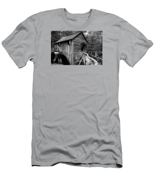 John Cable Grist Mill I Men's T-Shirt (Athletic Fit)