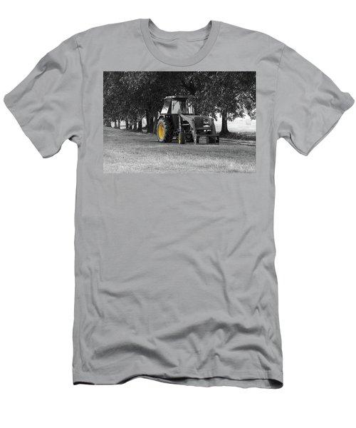 John Deere 620 In Selective Color Men's T-Shirt (Athletic Fit)