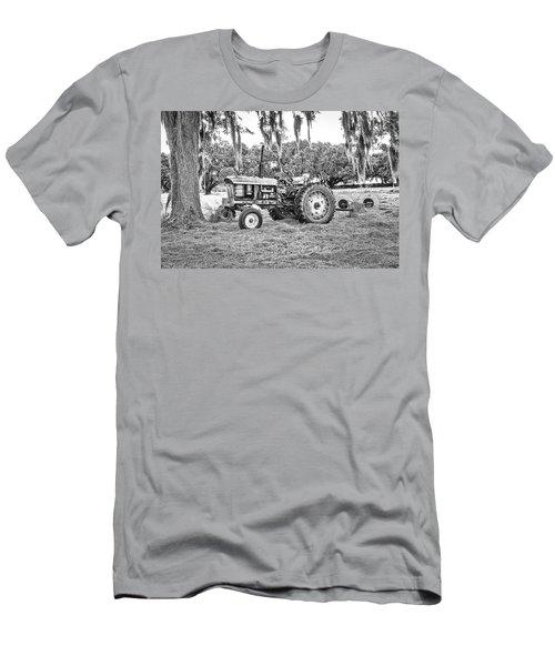 John Deere - Hay Rake Men's T-Shirt (Athletic Fit)