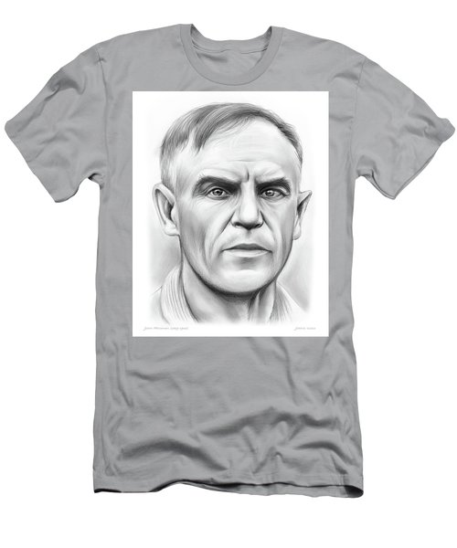 John Heisman Men's T-Shirt (Athletic Fit)