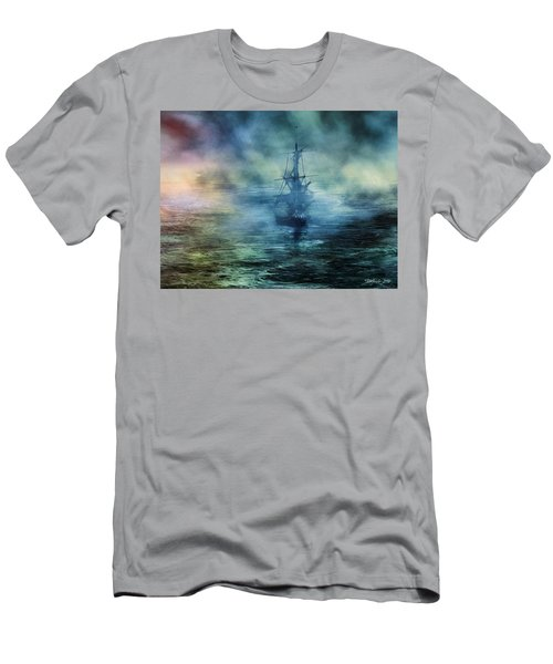 Journey To The Uknown II Men's T-Shirt (Athletic Fit)