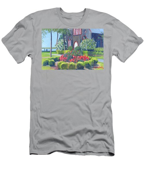 Joy At The Church Of The Cross Men's T-Shirt (Athletic Fit)
