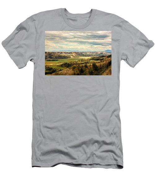 Judith River Breaks Men's T-Shirt (Athletic Fit)