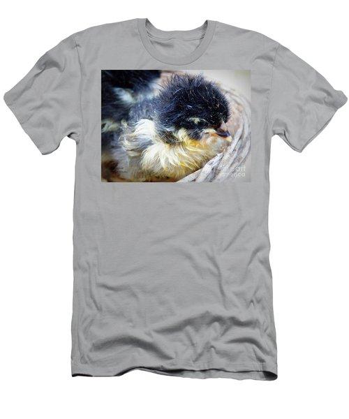 Just Hatched Men's T-Shirt (Athletic Fit)