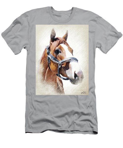 Justify Men's T-Shirt (Athletic Fit)