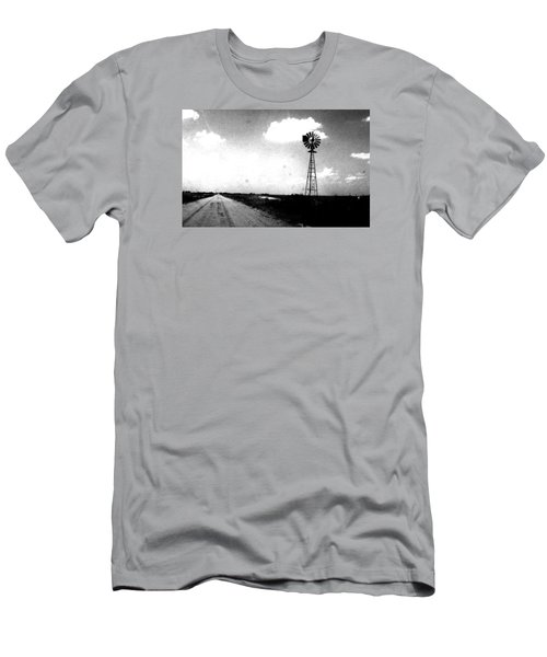 Kansas Men's T-Shirt (Athletic Fit)
