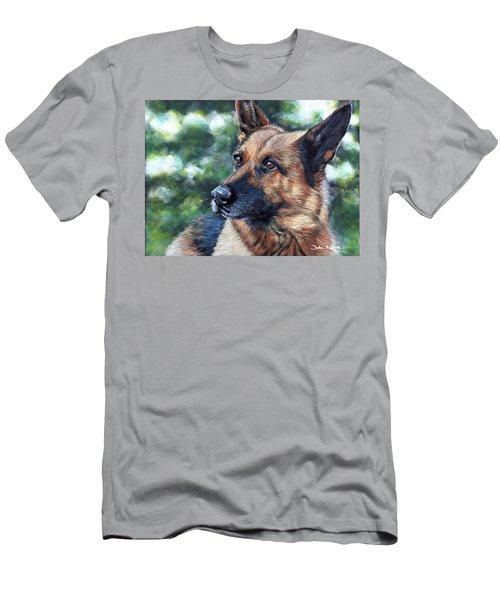 Kasha Men's T-Shirt (Athletic Fit)