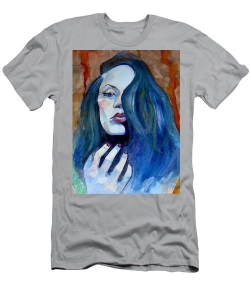 Kasia Ikasia Men's T-Shirt (Slim Fit) by Ray Agius