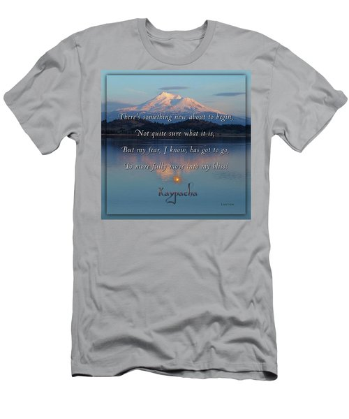Kaypacha - February 15, 2017 Men's T-Shirt (Athletic Fit)