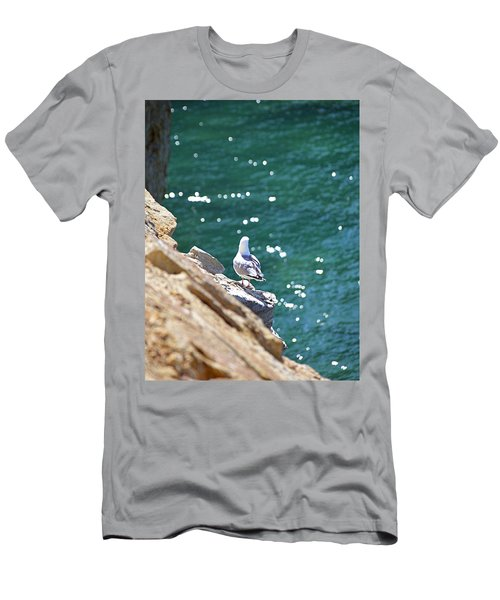 Keeping Watch Men's T-Shirt (Athletic Fit)