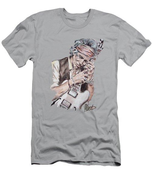 Keith Richards Men's T-Shirt (Slim Fit)