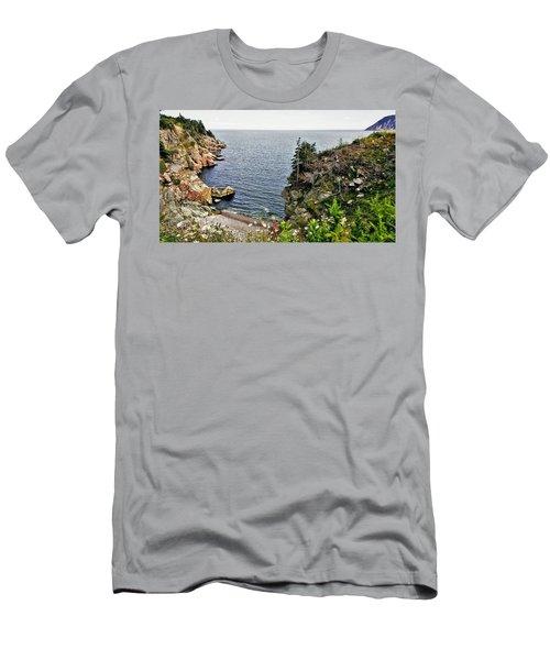 Keltic Lodge At Highlands 3 Men's T-Shirt (Athletic Fit)
