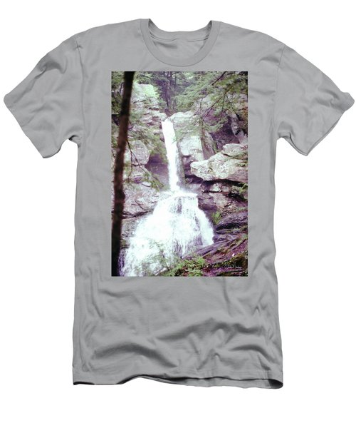 Kent Falls 3 Men's T-Shirt (Athletic Fit)