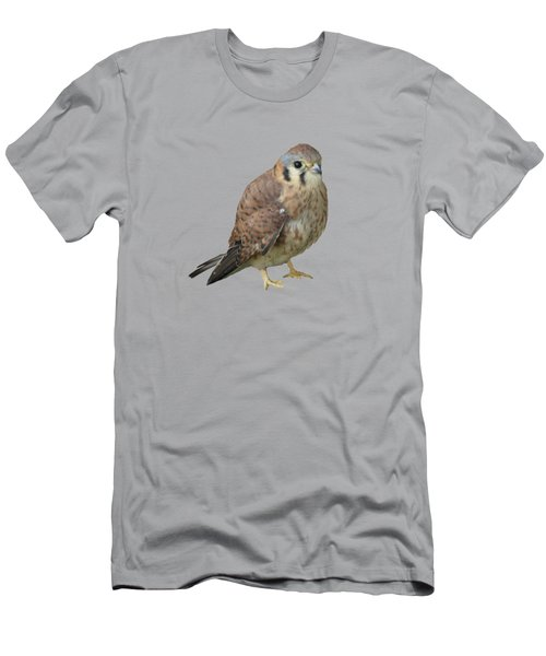 Kestrel Men's T-Shirt (Slim Fit) by Laurel Powell
