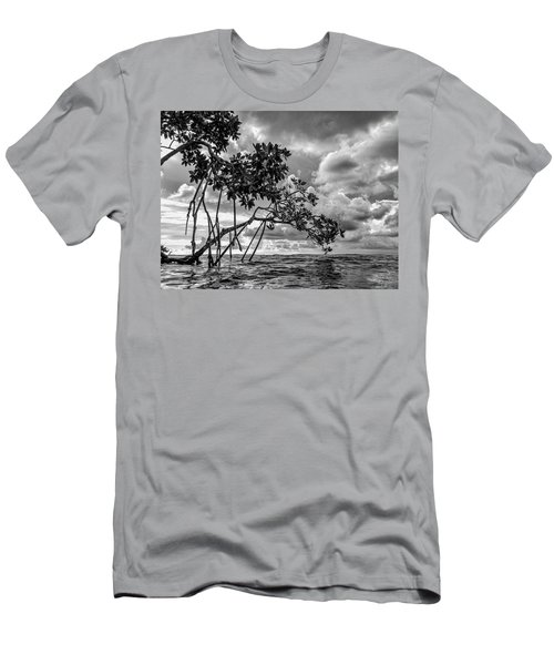 Key Largo Mangroves Men's T-Shirt (Athletic Fit)