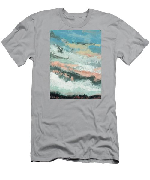 Kindred Men's T-Shirt (Slim Fit) by Nathan Rhoads