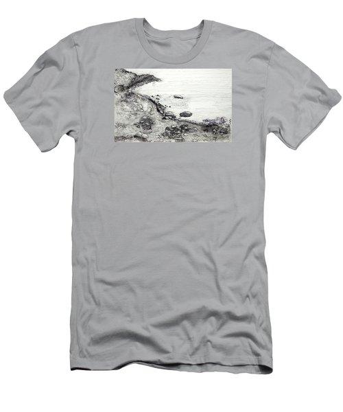 Kinnacurra Shore Men's T-Shirt (Athletic Fit)