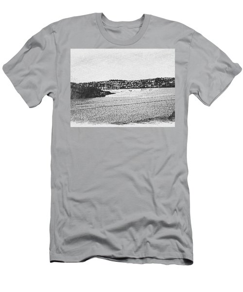 Men's T-Shirt (Athletic Fit) featuring the photograph Kinsale Harbour by JLowPhotos