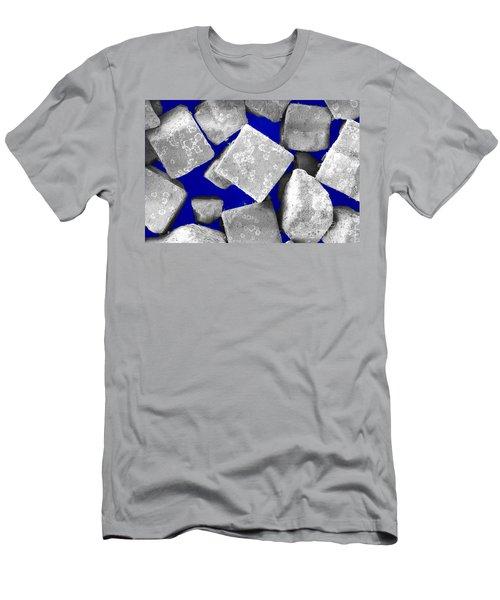 Kitchen Salt Crystals Men's T-Shirt (Athletic Fit)