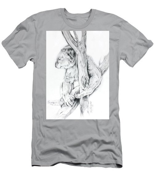 Koala Bear  Men's T-Shirt (Athletic Fit)
