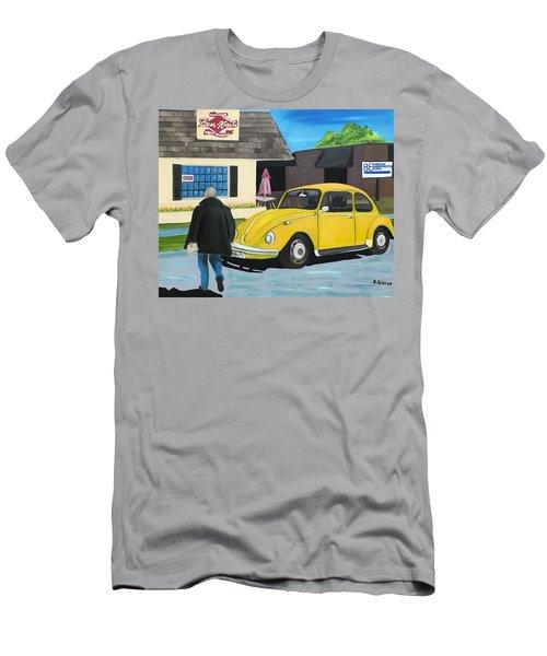 Kraut Burgers Men's T-Shirt (Athletic Fit)