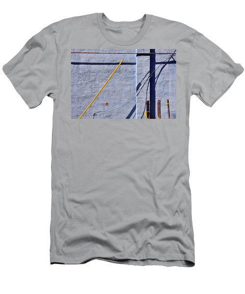 Krishna Blue Men's T-Shirt (Athletic Fit)