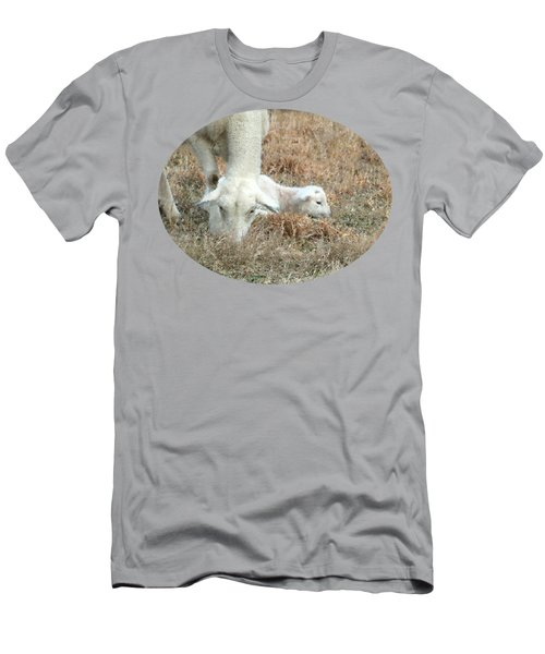 L Is For Lamb Men's T-Shirt (Athletic Fit)
