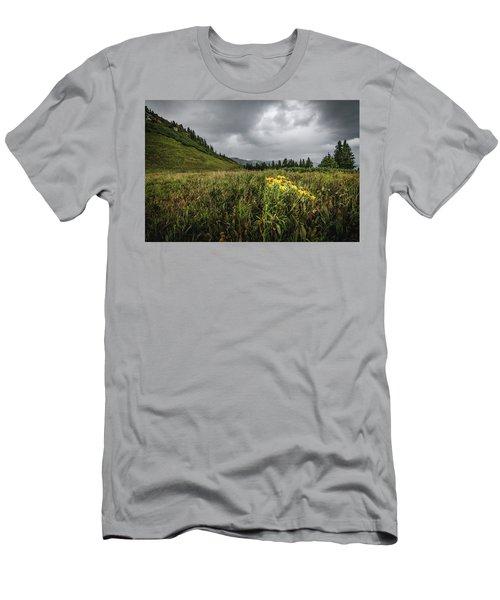 La Plata Wildflowers Men's T-Shirt (Athletic Fit)
