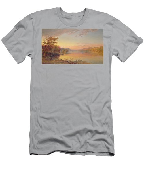Lake George  Ny Men's T-Shirt (Athletic Fit)