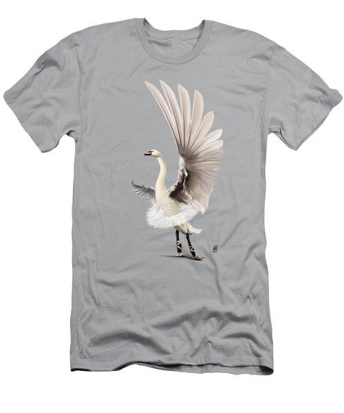 Lake Wordless Men's T-Shirt (Athletic Fit)