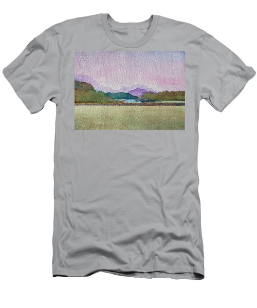 Lakes Of Killarney Men's T-Shirt (Athletic Fit)