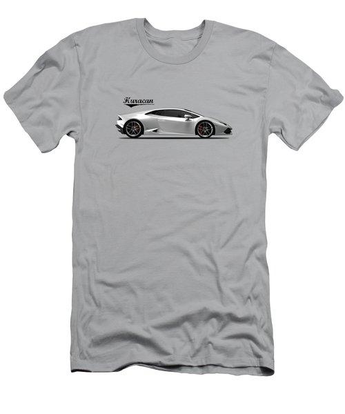 Lamborghini Huracan Lp 610-4 Men's T-Shirt (Athletic Fit)