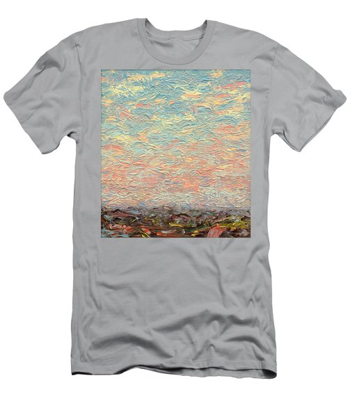 Land And Sky 3 Men's T-Shirt (Athletic Fit)