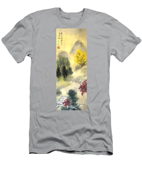 Landscape #1 Men's T-Shirt (Athletic Fit)