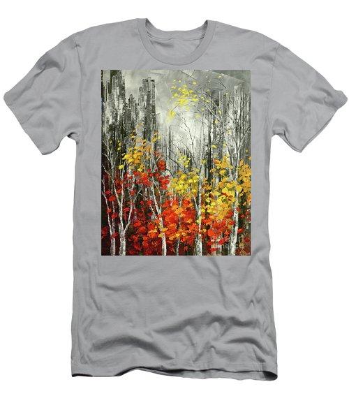 Last Dance Men's T-Shirt (Slim Fit) by Tatiana Iliina