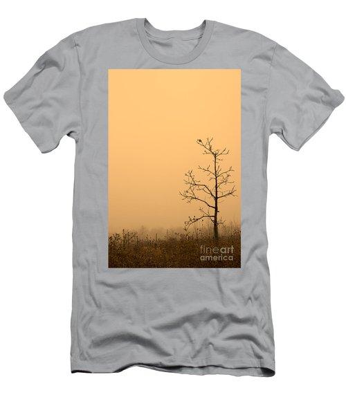 Last Leaves Men's T-Shirt (Athletic Fit)