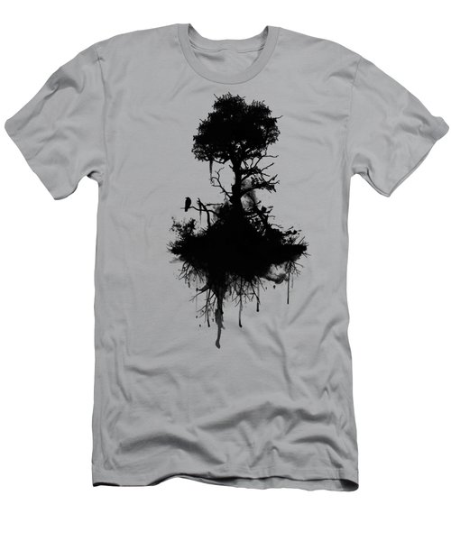 Last Tree Standing Men's T-Shirt (Athletic Fit)