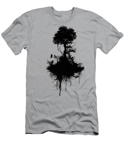Last Tree Standing Men's T-Shirt (Athletic Fit)
