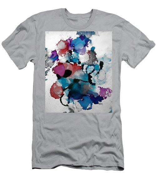 Late Night Magic Men's T-Shirt (Slim Fit) by Alika Kumar