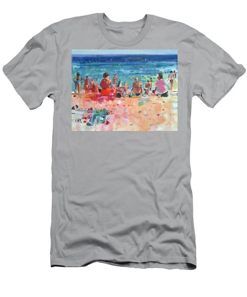 Lazy Sunny Afternoon Men's T-Shirt (Athletic Fit)