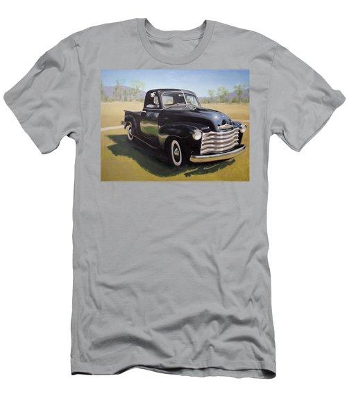 Le Camion Noir Men's T-Shirt (Athletic Fit)