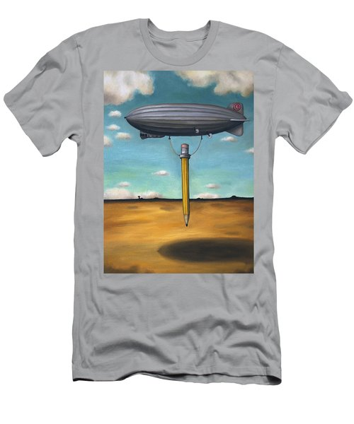 Lead Zeppelin Men's T-Shirt (Athletic Fit)